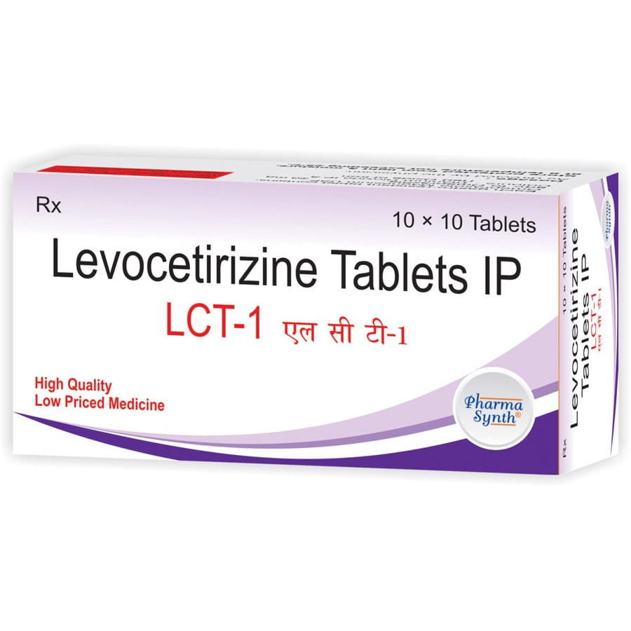 LCT-1 Tablets