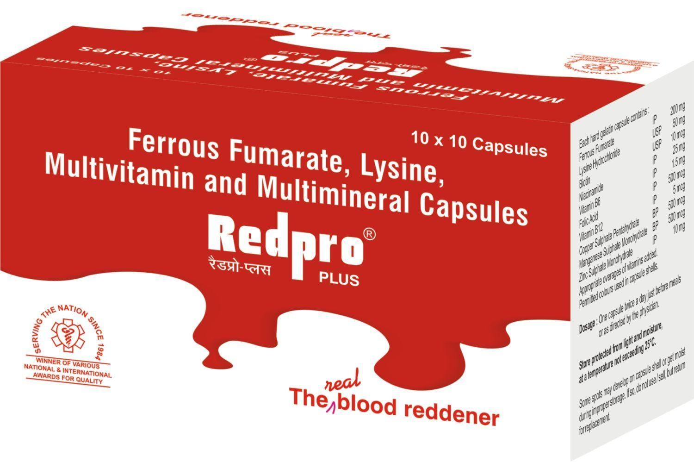 Redpro PLUS Capsules
