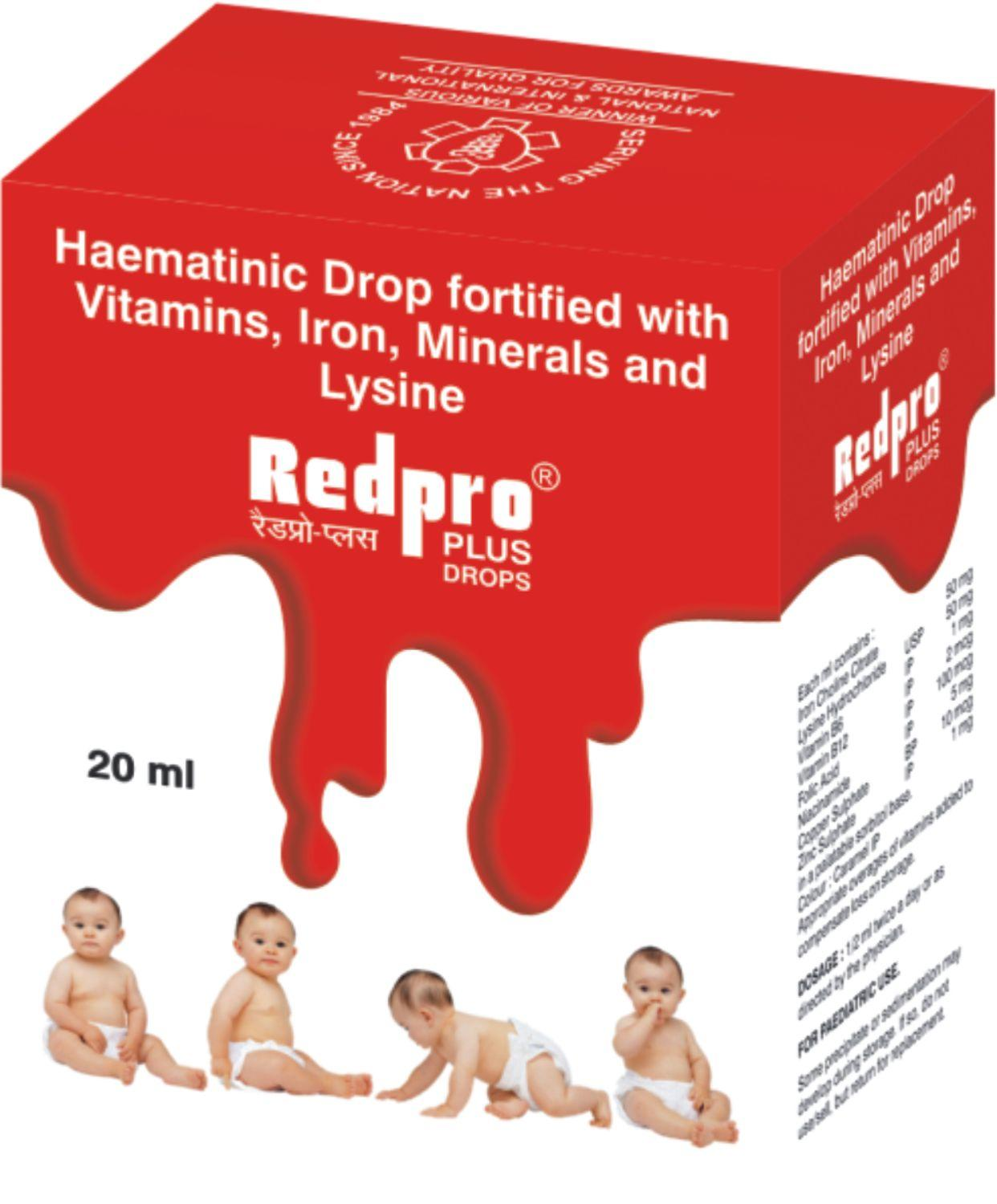 Redro Plus Drops