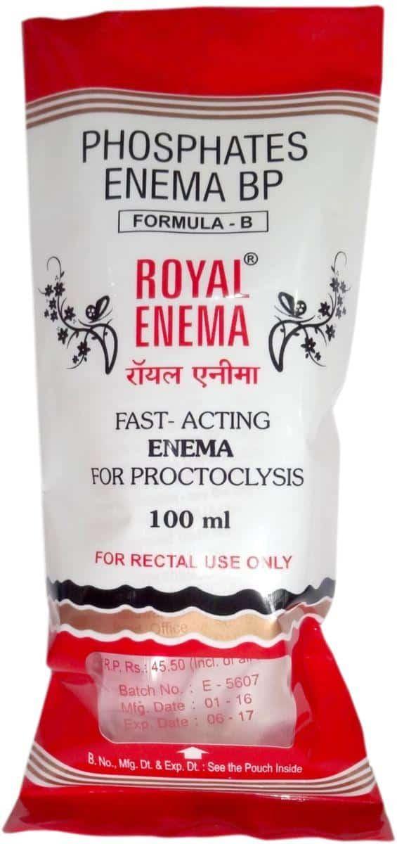 Royal Enema (Formula - A)