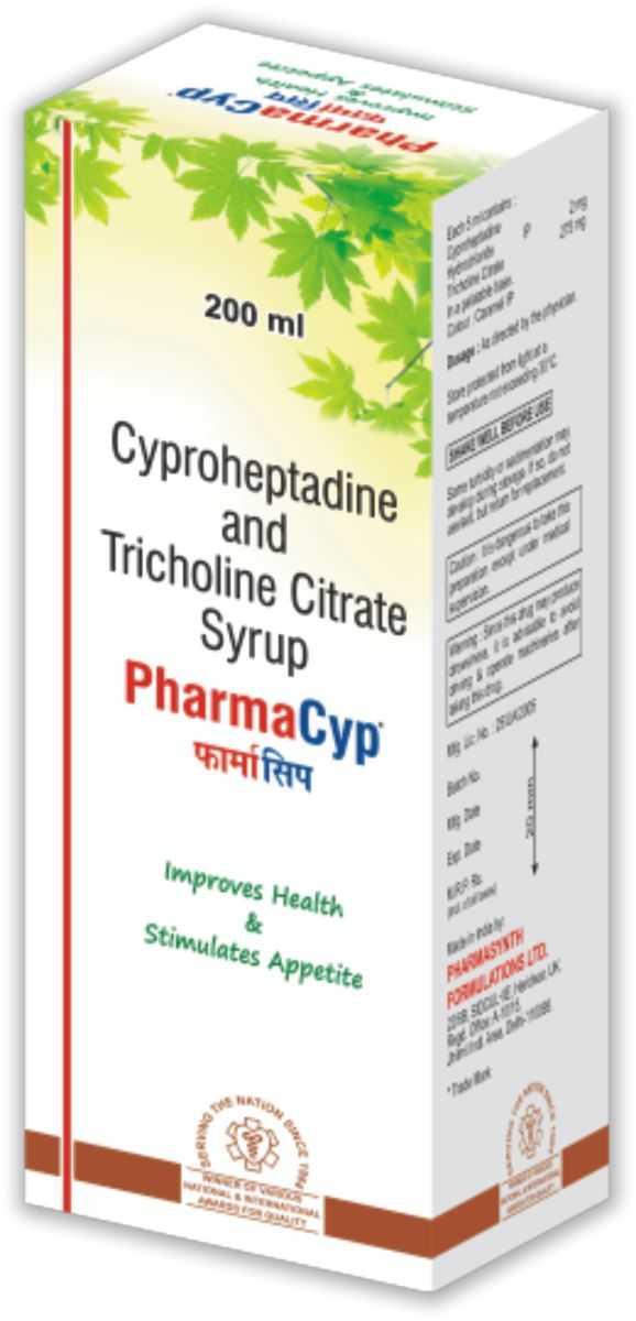 PharmaCyp Syrup